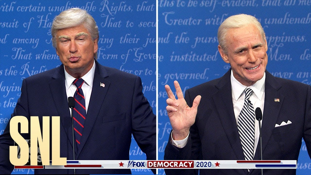 First Debate Cold Open – SNL
