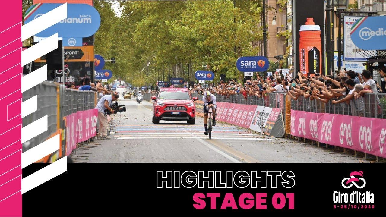 Giro d'Italia 2020 | Highlights | Stage 1