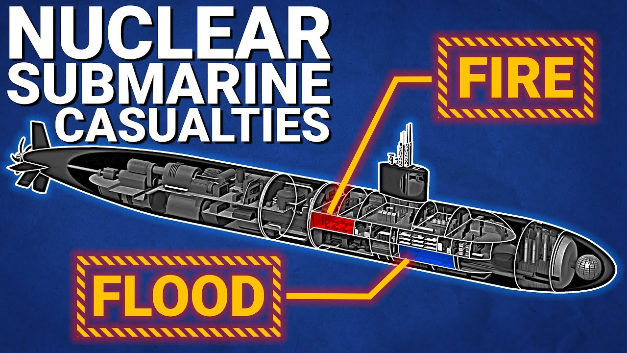 How to Fight Fire or Flooding on a Nuclear Submarine – Smarter Every Day 244
