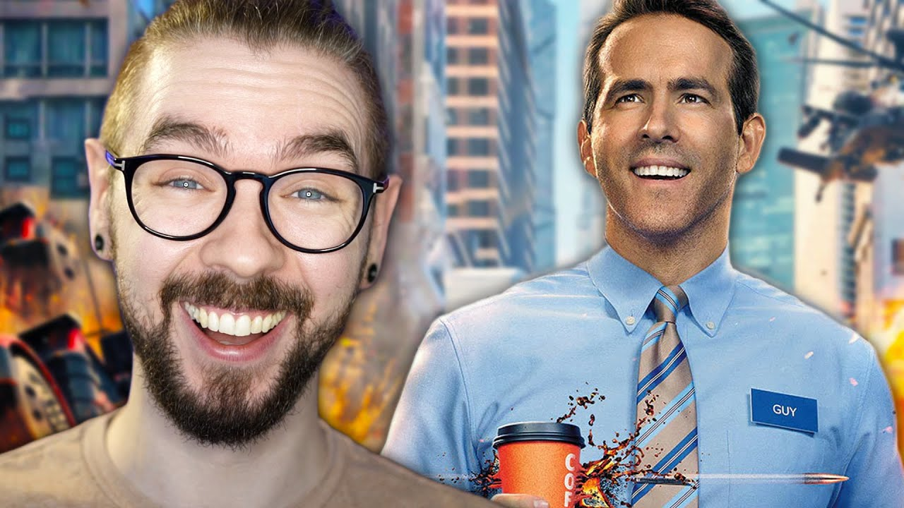 I'm in a movie with Ryan Reynolds