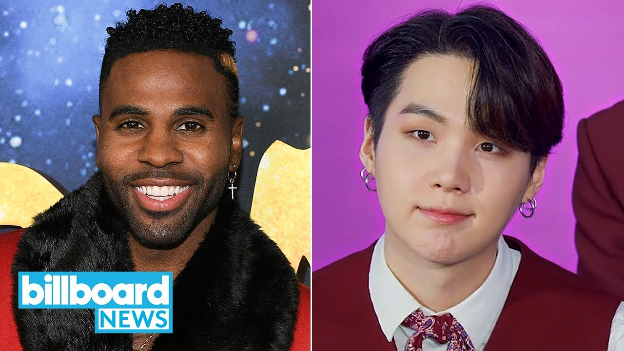 Jason Derulo & BTS Remix Tops the Hot 100, BTS Chat with us About the ARMY & More | Billboard News