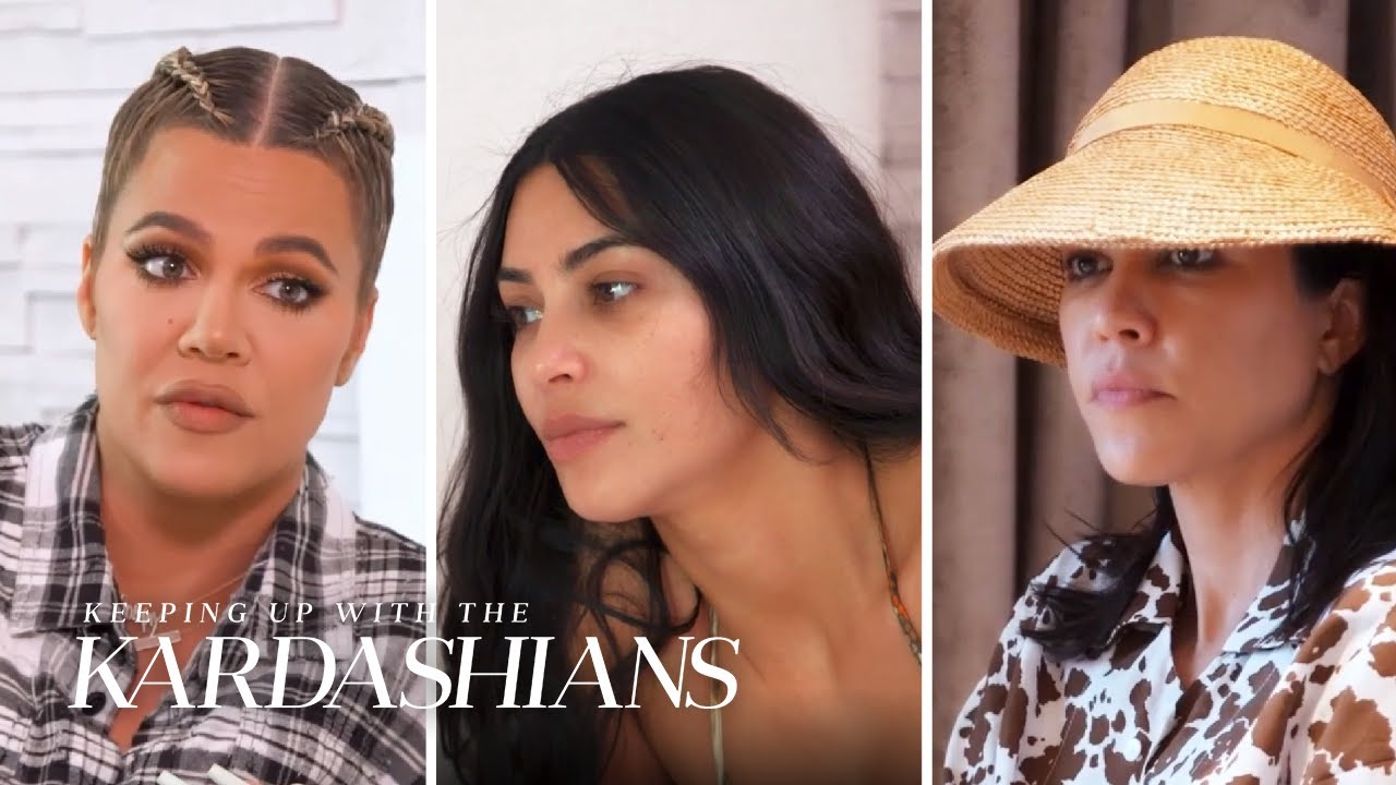 Kardashian Sisters Aren't Picking Sides After Kendall & Kylie's Fight | KUWTK | E!