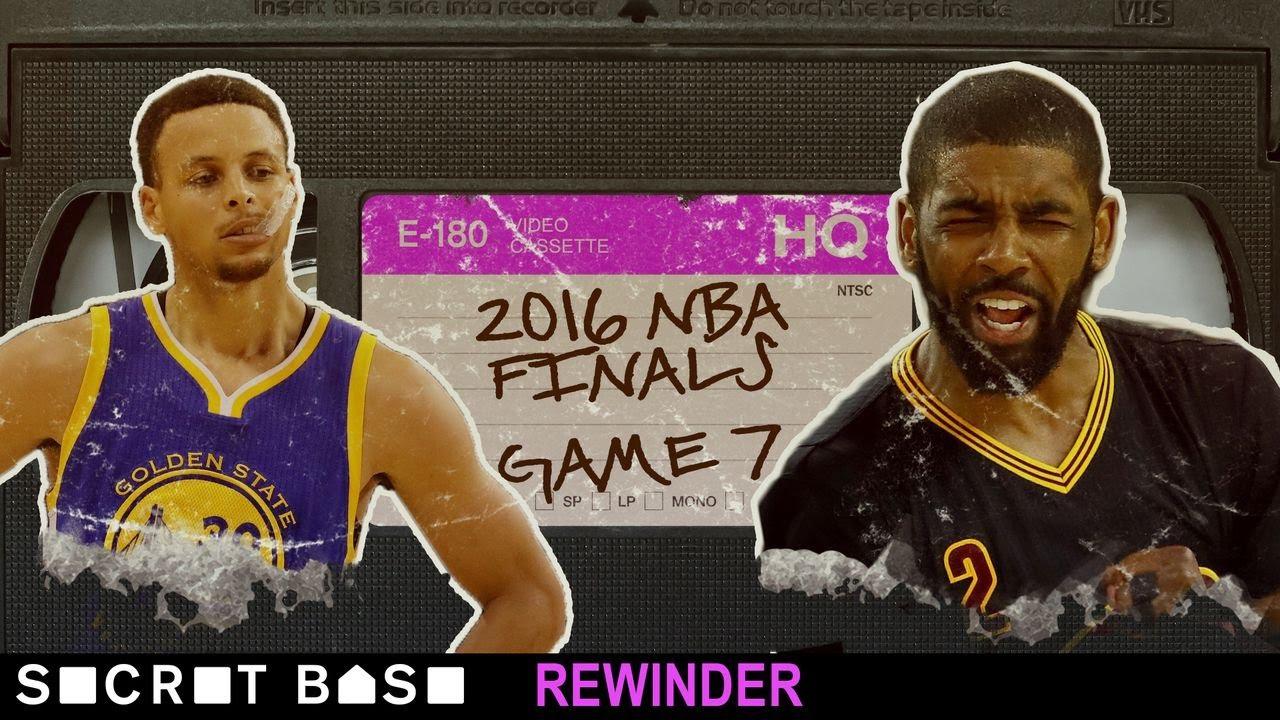 Kyrie Irving's championship-sealing three needs a deep rewind | 2016 Cavaliers