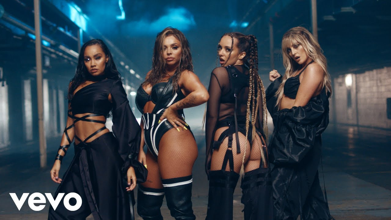 Little Mix – Sweet Melody (Official Video)