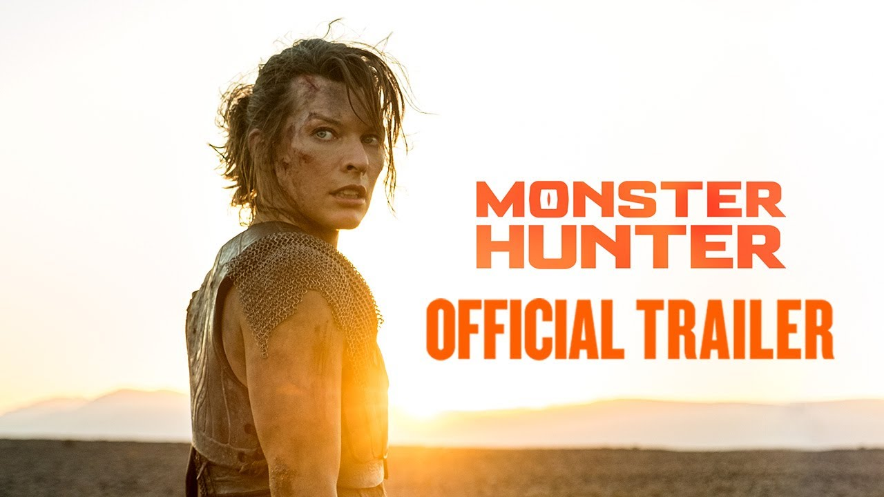 MONSTER HUNTER – Official Trailer (HD)