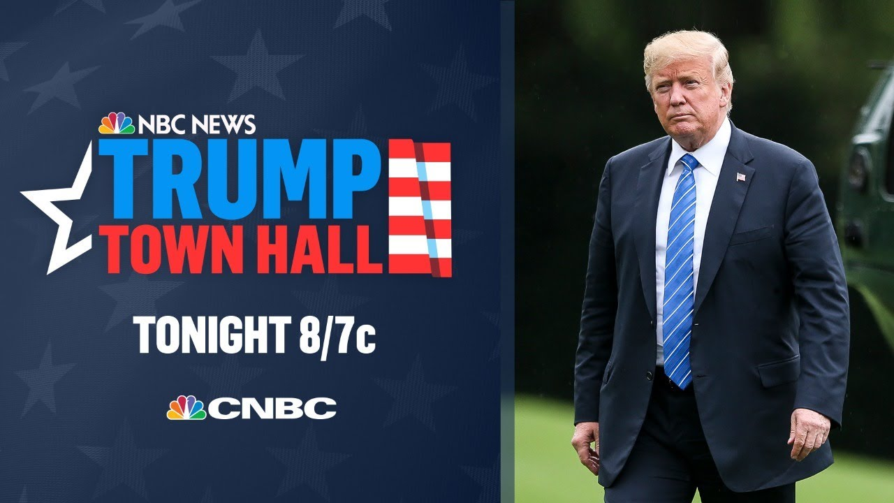 NBC News hosts town hall with President Trump — 10/15/2020