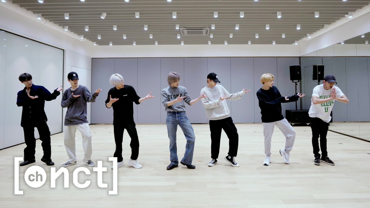 NCT U 엔시티 유 'Make A Wish (Birthday Song)' Dance Practice