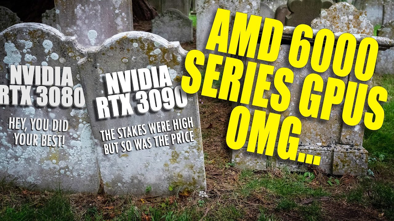 NVIDIA Never saw this coming… AMD on top??