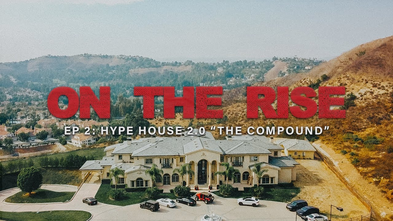 """ON THE RISE 