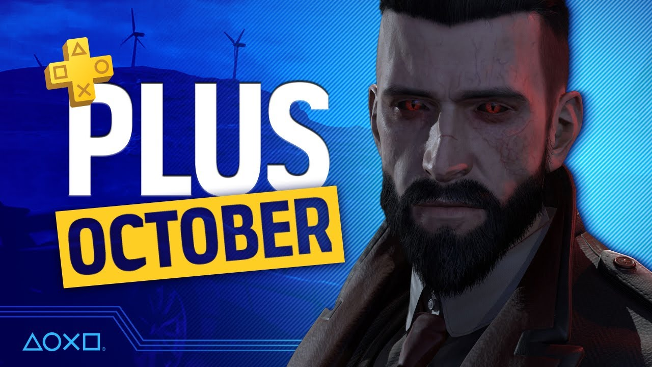 PlayStation Plus Monthly Games – October 2020