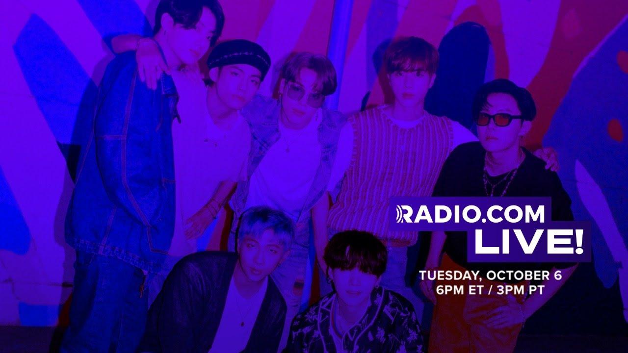 RADIO.COM LIVE with BTS