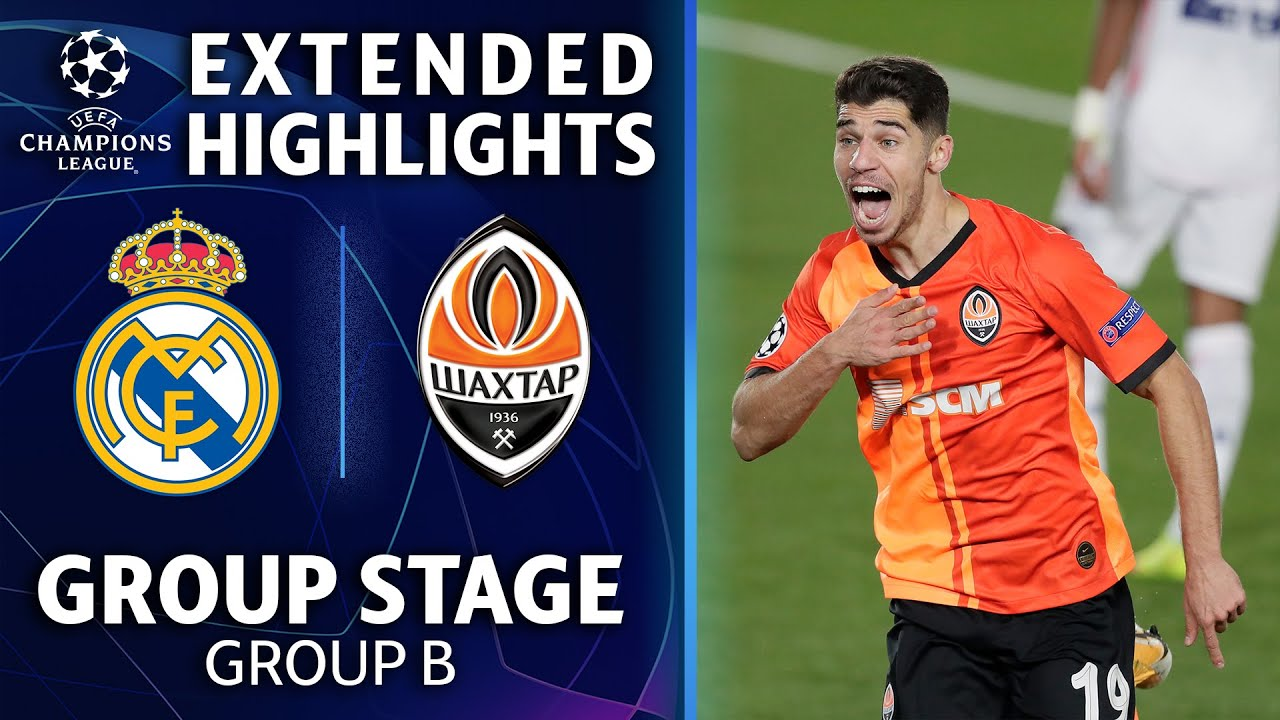 Real Madrid vs. Shakhtar Donetsk: Extended Highlights | UCL on CBS Sports