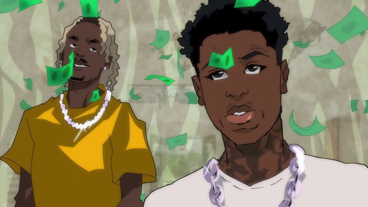 Rich The Kid & YoungBoy Never Broke Again – Bankroll (Visualizer)