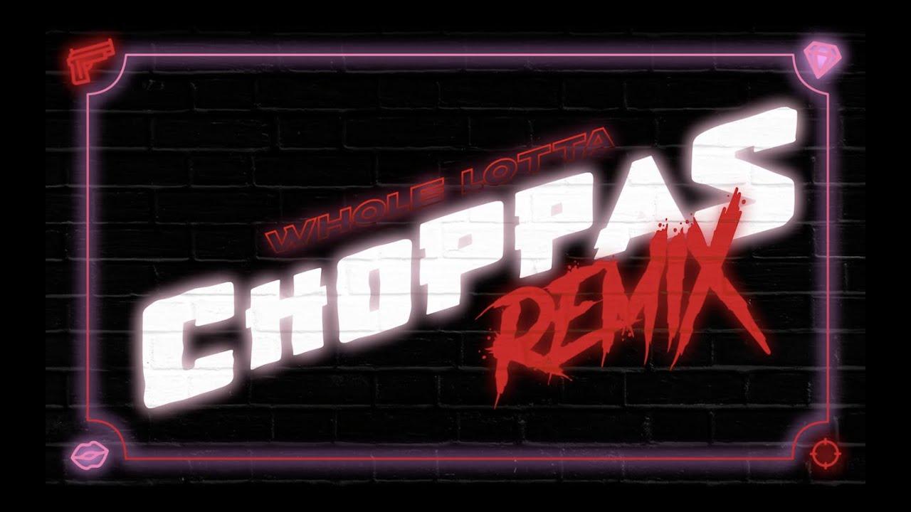 Sada Baby – Whole Lotta Choppas [Remix] ft. Nicki Minaj (Lyric Video)
