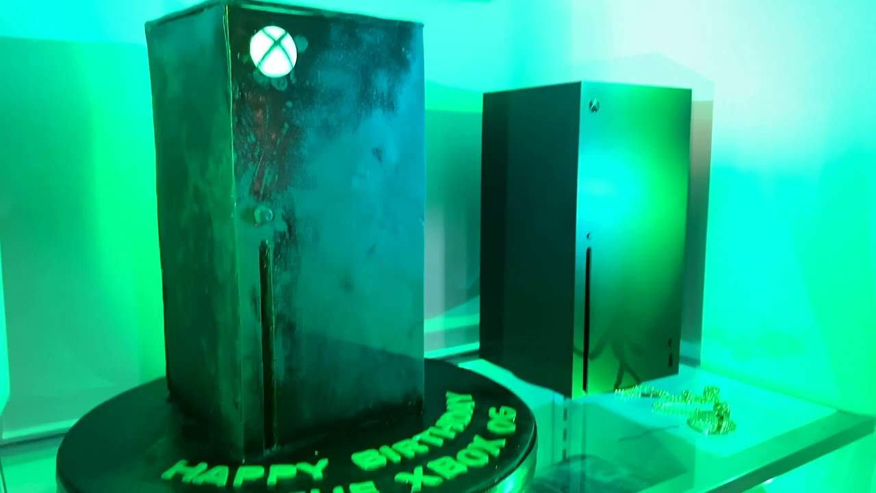 Snoop and his XBox Series X Fridge