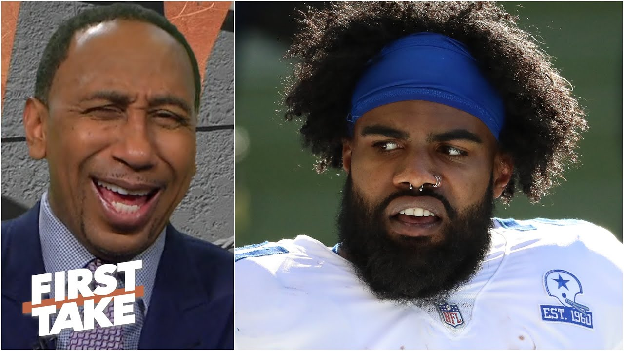'The Dallas Cowboys stink!' – Stephen A. reacts to the Browns' 49-38 win | First Take