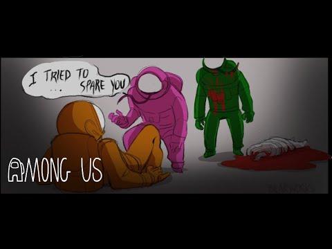 The Double Kill | (Among US Comic Dub)