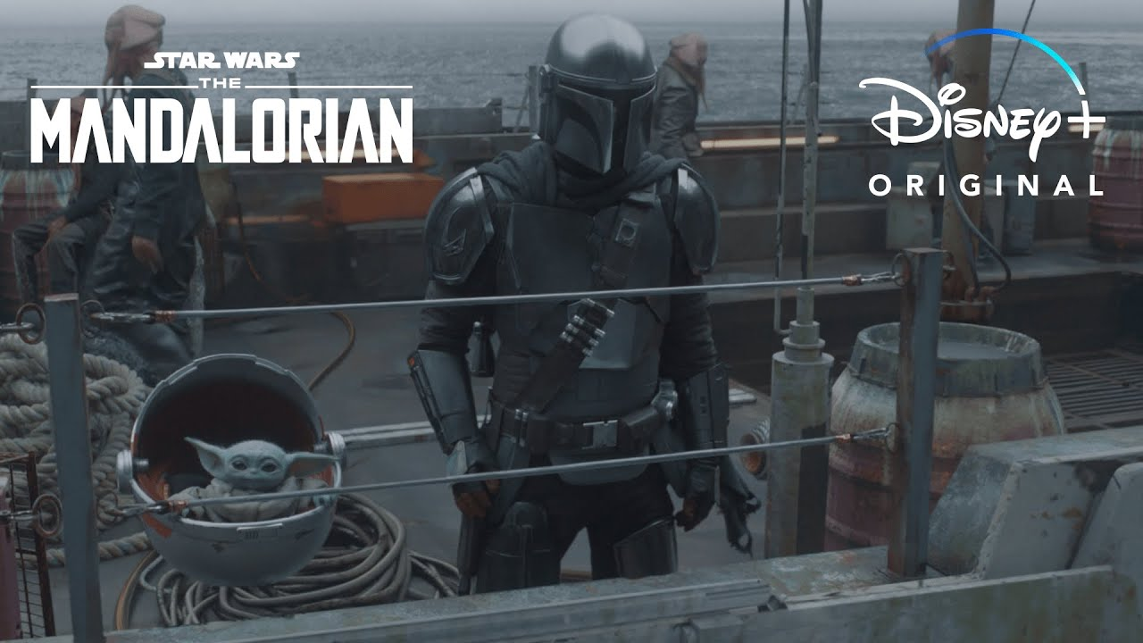 The Mandalorian | New Season Streaming Oct. 30 | Disney+