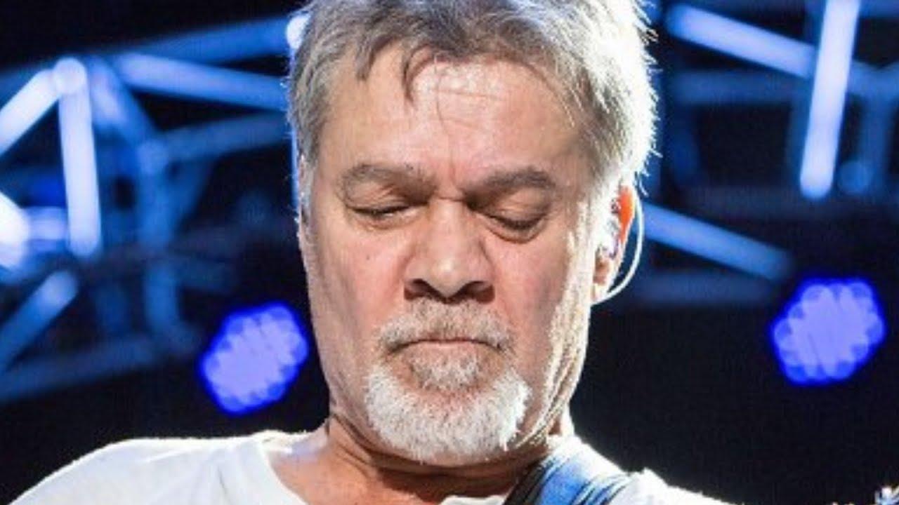 The Sad Death Of Eddie Van Halen