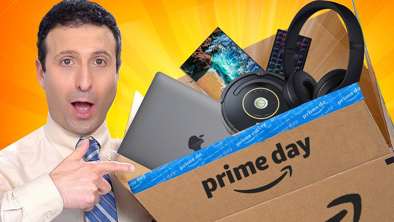 Top 10 Amazon Prime Day Tech Deals 2020 🚨