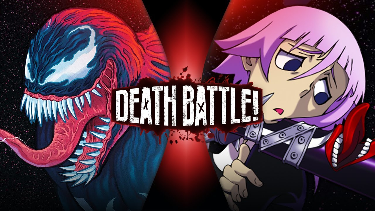 Venom VS Crona (Marvel VS Soul Eater) | DEATH BATTLE!