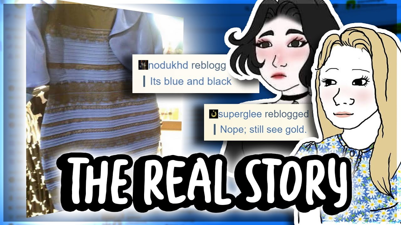 What Color Was This Dress? | Story of The Internet's Dumbest Controversy
