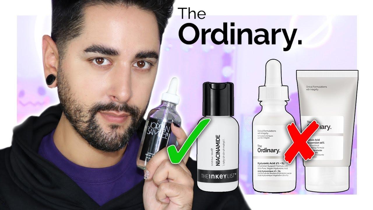 Why I No Longer Use The Ordinary – The Ordinary Alternatives ✖  James Welsh