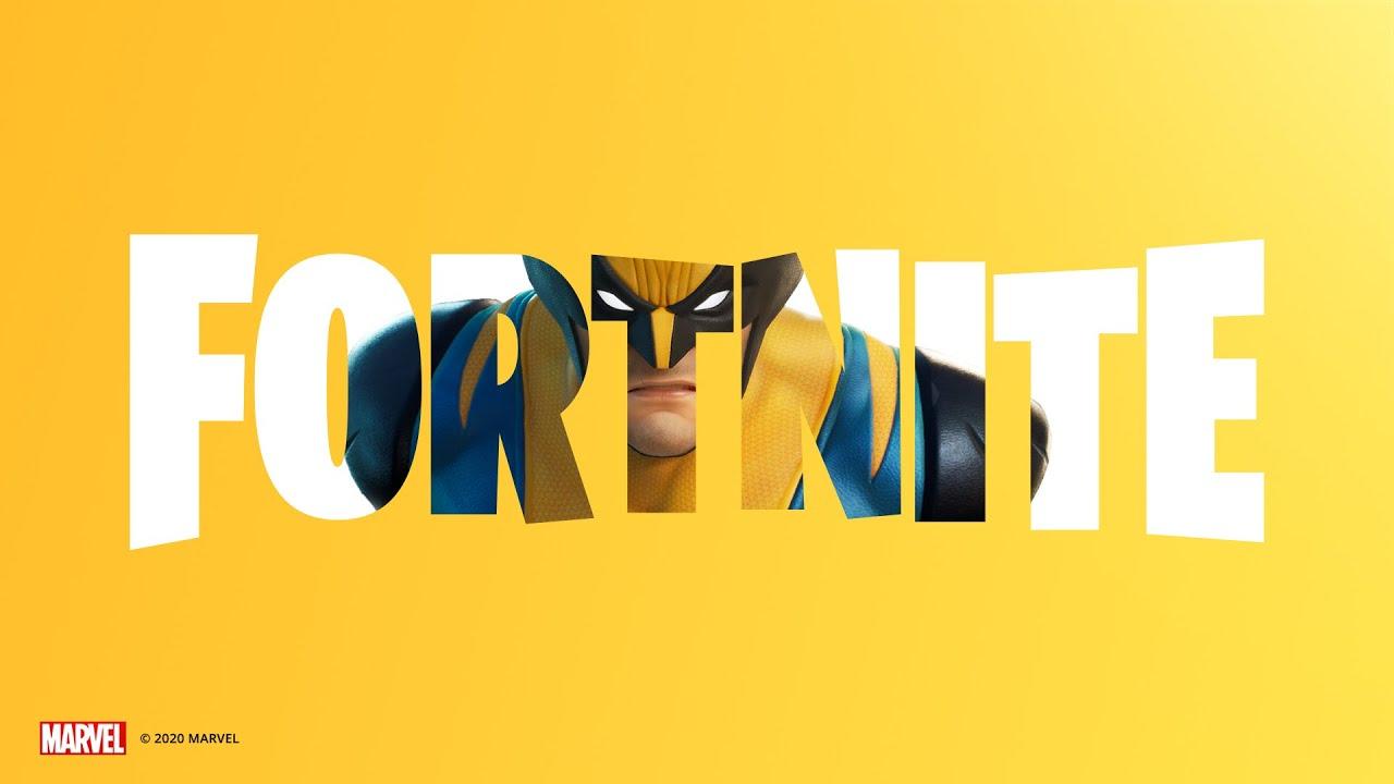 Wolverine Arrives   Fortnite