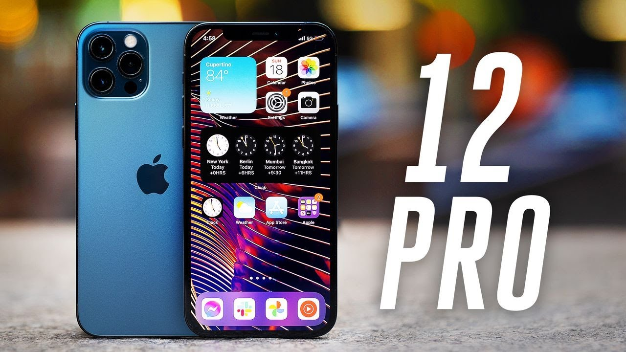 iPhone 12 / 12 Pro Unboxing – ft MKBHD!