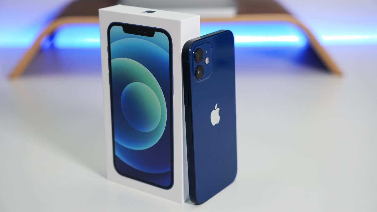 iPhone 12 – Unboxing, Setup and First Look