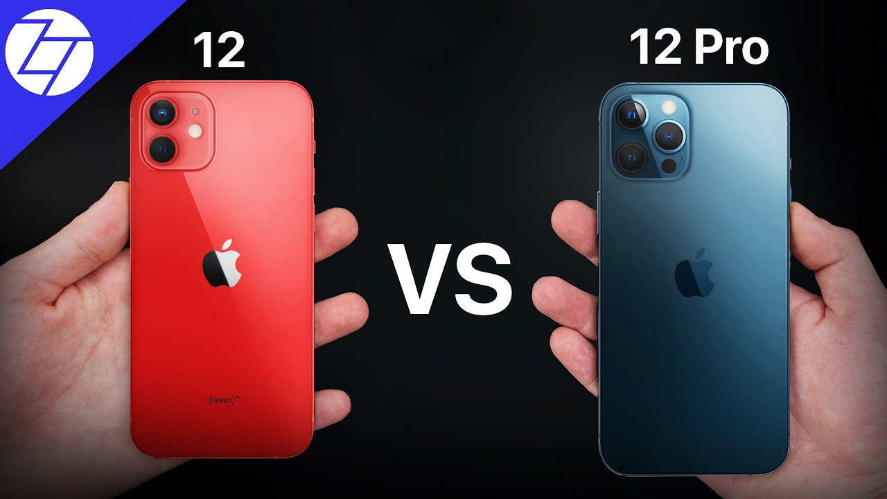 iPhone 12 vs 12 Pro – 37 THINGS You NEED to KNOW!