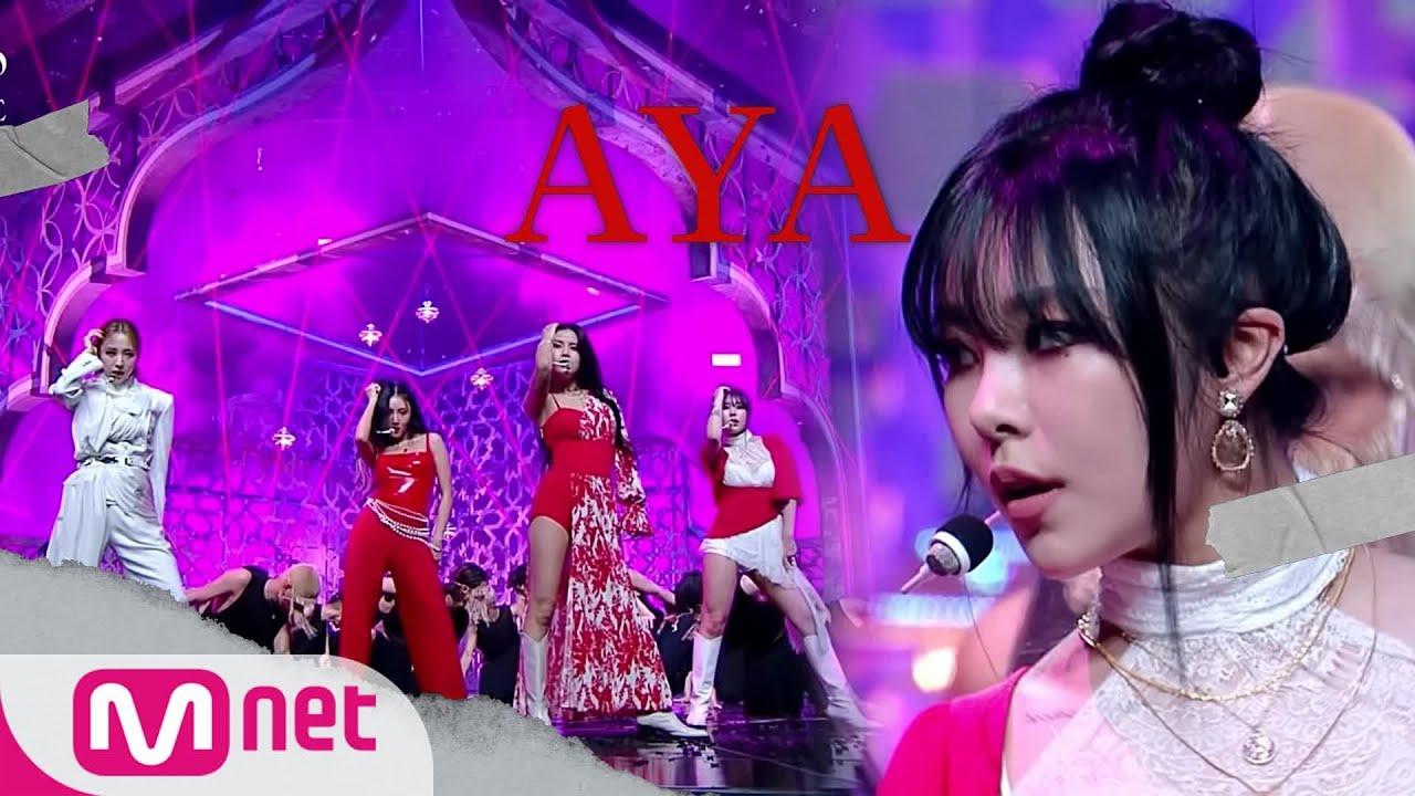 '최초 공개' ♬ AYA – 마마무(MAMAMOO) | MAMAMOO COMEBACK SHOW <MONOLOGUE>