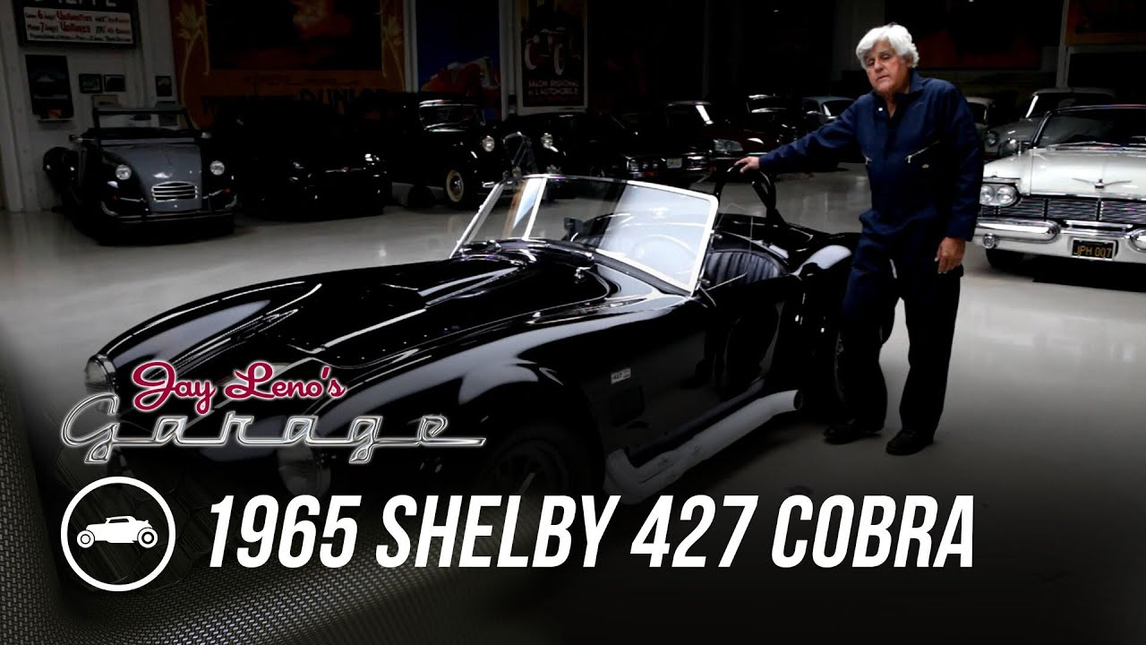 1 of 23: 1965 Shelby 427 Cobra Competition – Jay Leno's Garage