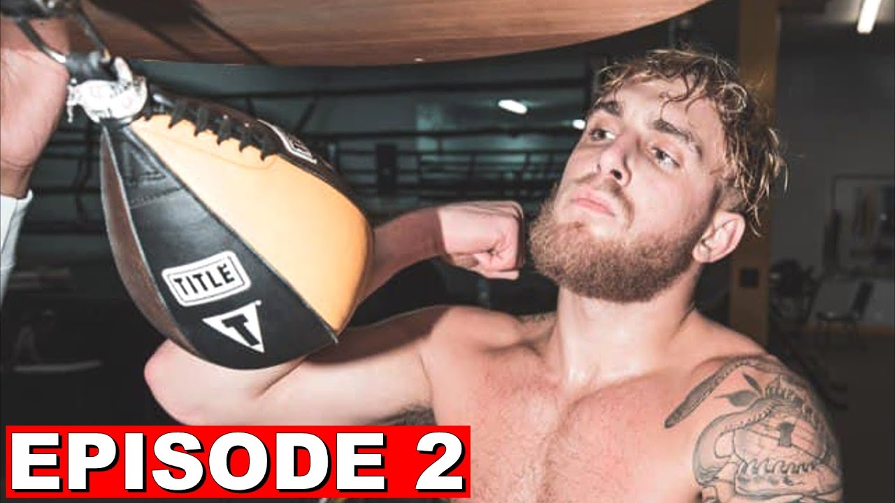 I Won't Lose – Jake Paul Vs Nate Robinson (Episode 2)