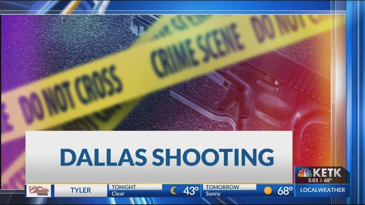 4 rappers shot in Texas after one killed on highway in Dallas