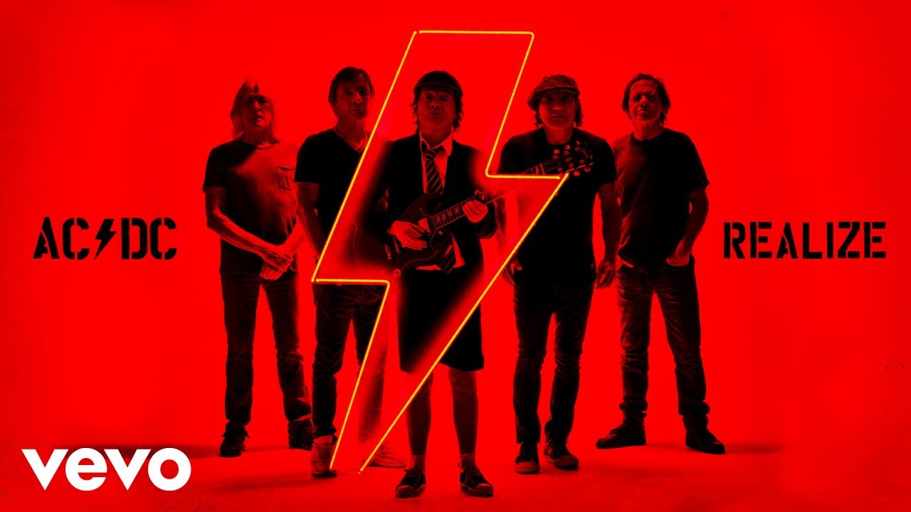 AC/DC – Realize (Official Audio)