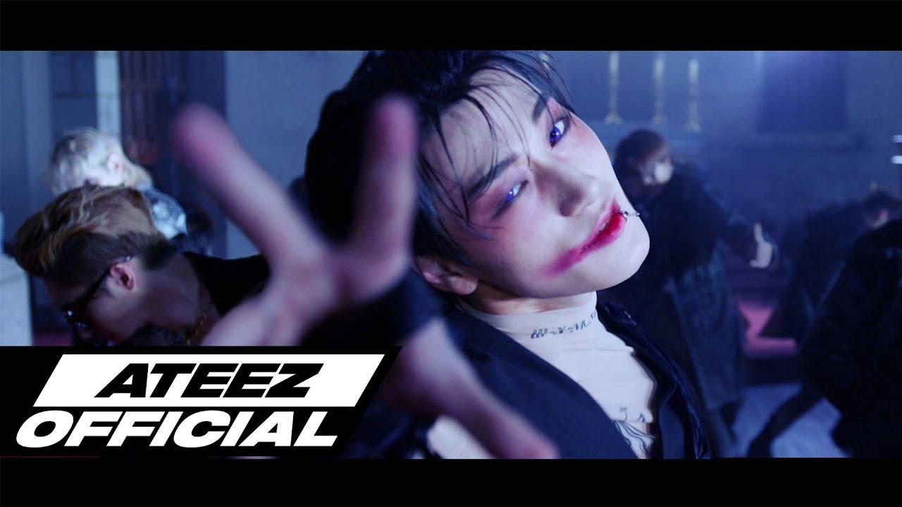 ATEEZ(에이티즈) – 'THE BLACK CAT NERO' Halloween Performance Video