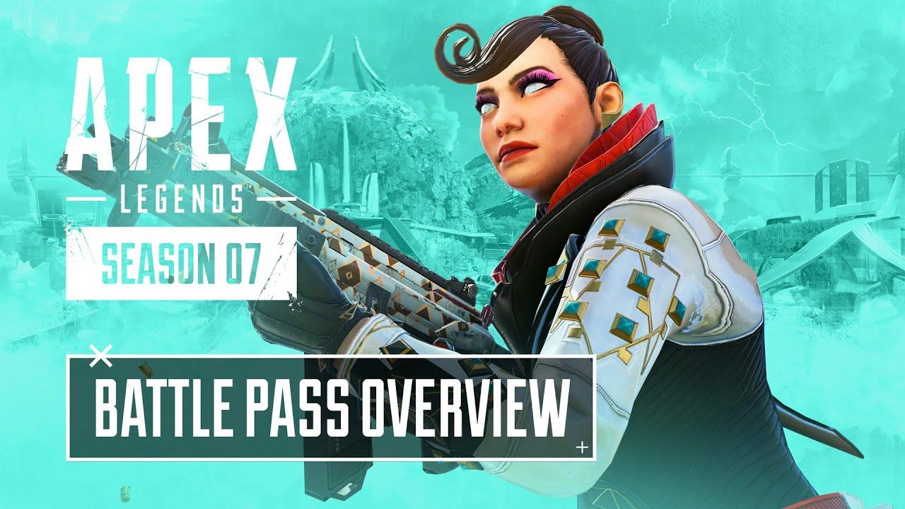 Apex Legends Season 7 – Battle Pass Trailer