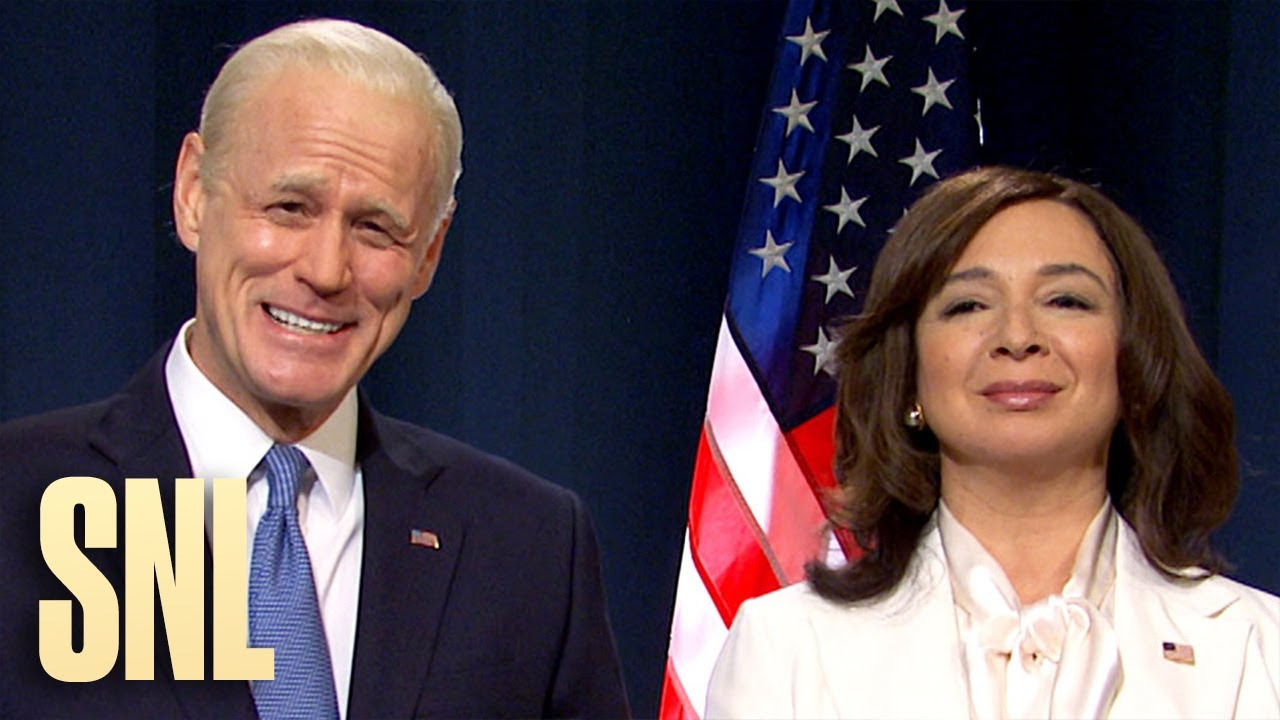 Biden Victory Cold Open – SNL