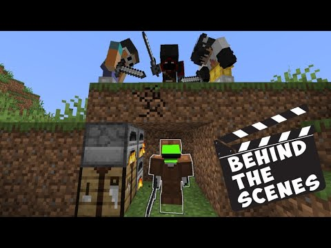 Dream – Minecraft Hitmen Extra Scenes