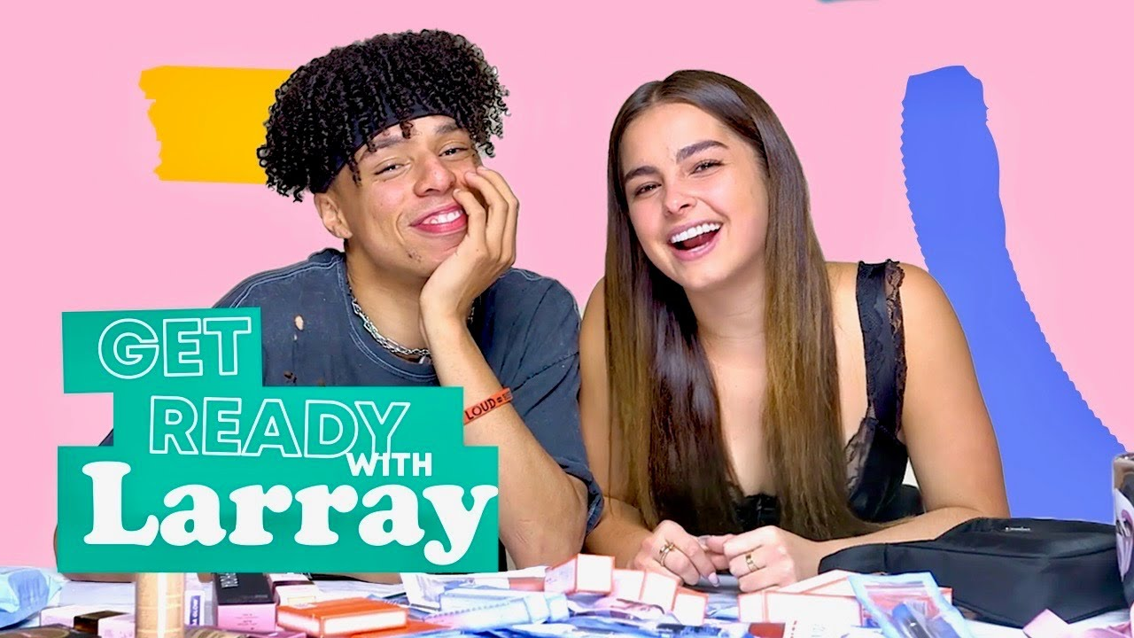 GETTING READY WITH LARRAY!!! | Addison Rae