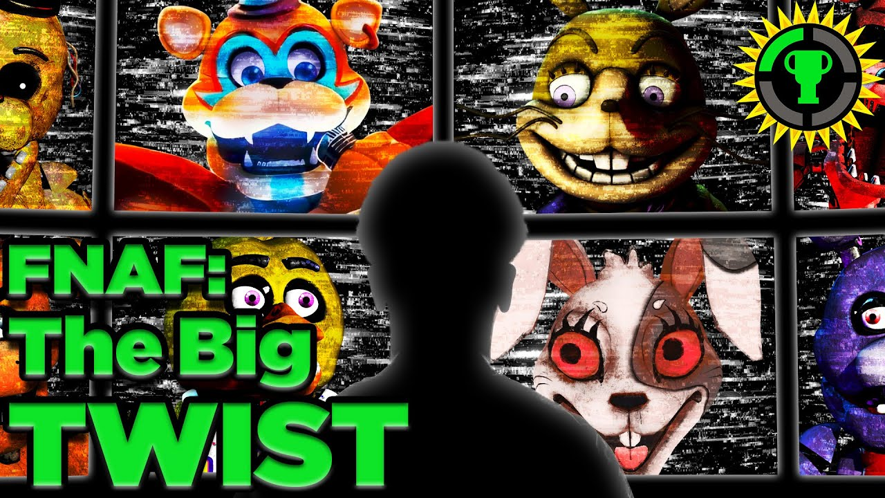 Game Theory: FNAF Security Breach, I Know the BIG TWIST… I think