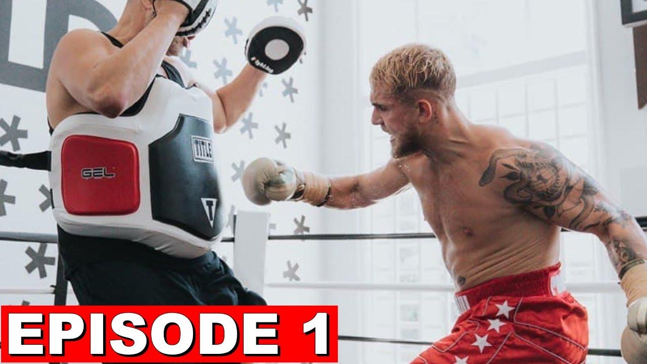 I Won't Lose – Jake Paul Vs Nate Robinson (Episode 1)
