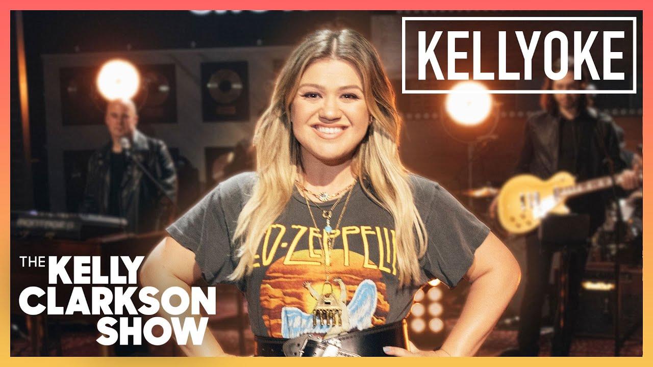 It's My Life (Bon Jovi) Cover By Kelly Clarkson | Kellyoke