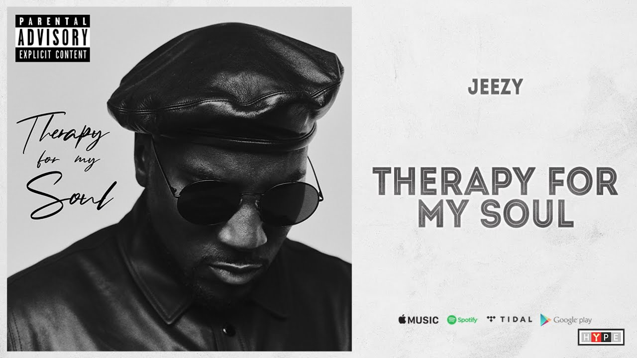 """Jeezy – """"Therapy For My Soul"""" (50 Cent & Freddie Gibbs Diss)"""