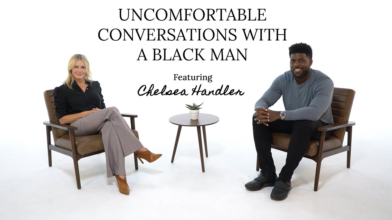 Karens & Cancel Culture w/Chelsea Handler – Uncomfortable Conversations with a Black Man Ep.10