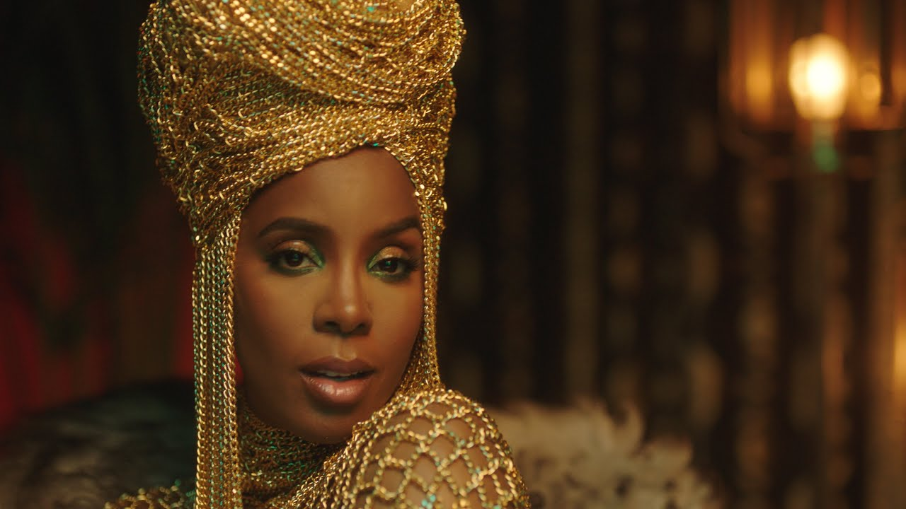 Kelly Rowland – Hitman (Official Video)