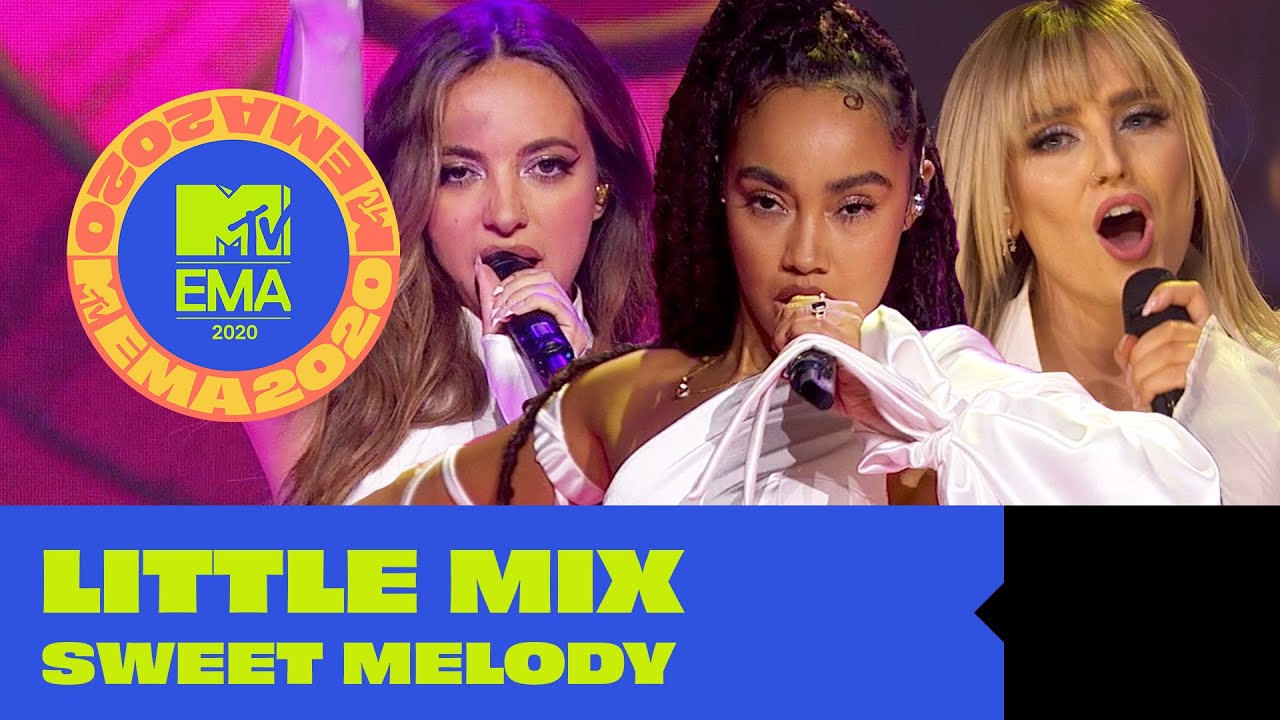 "Little Mix – ""Sweet Melody"" Live 