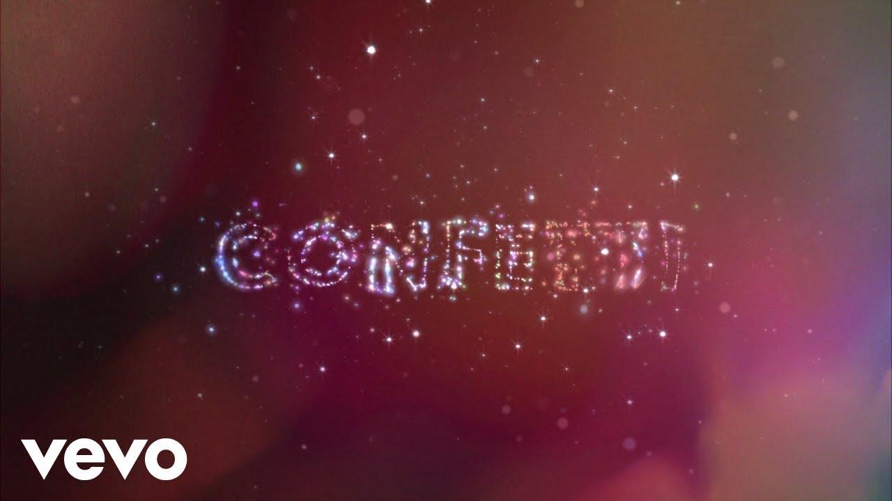 Little Mix – Confetti (Lyric Video)
