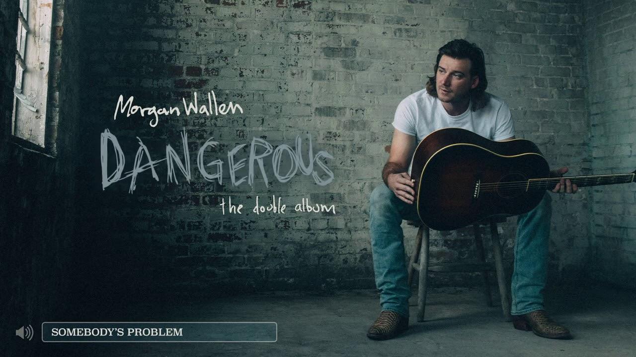 Morgan Wallen – Somebody's Problem (Audio)